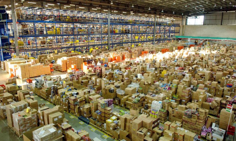 Logistic amazon