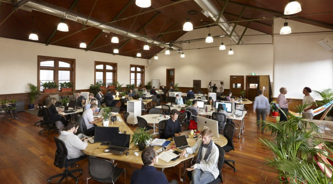 What is coworking and how is it affecting SEEMEA region
