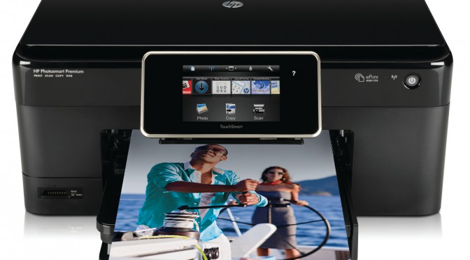 1,1 million of printing devices sold in 2013 in Poland  with HP being a dominator