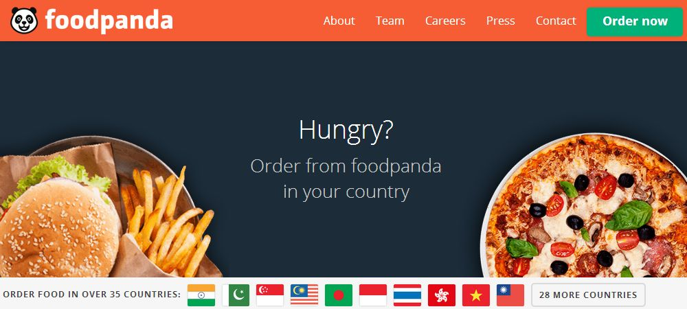 Foodpanda Acquired Leading Serbian Online Food Delivery Service