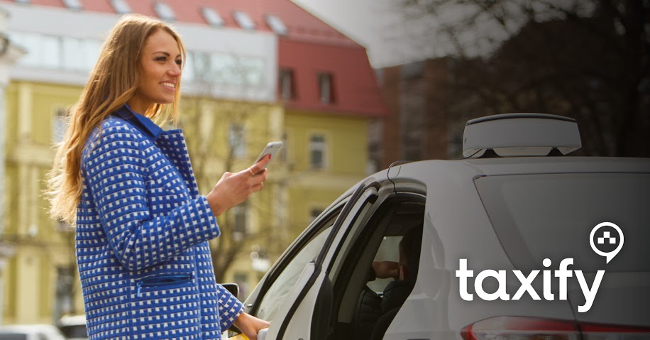 Taxi booking app in Europe