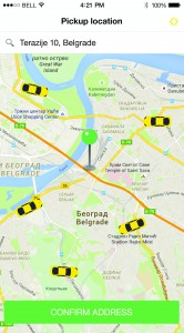 Taxify Beograd