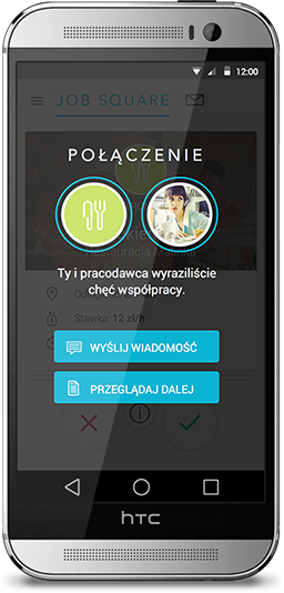 Poland job app
