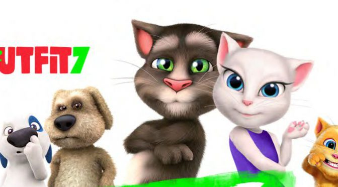 Slovenian Outfit7, known for Talking Tom, might be sold for € billion