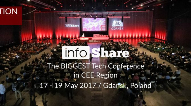 The biggest tech conference in CEE region