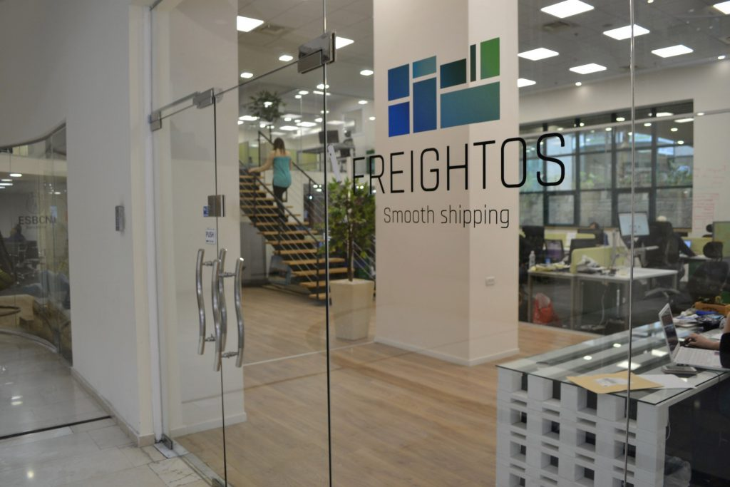 Freightos office