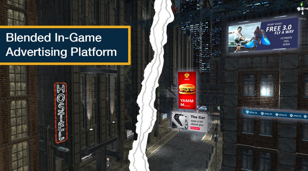 In-game and 3D advertising