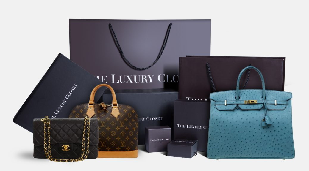 the luxury closet
